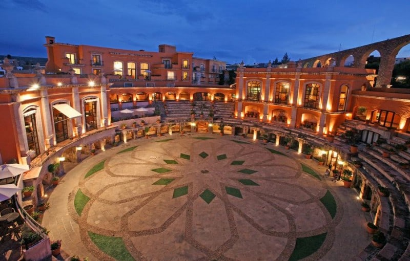 Quinta Real Zacatecas Top 15 Converted Hotels