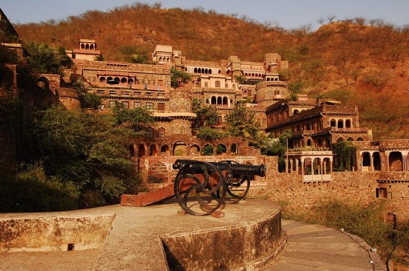 neemrana Top 15 Converted Hotels