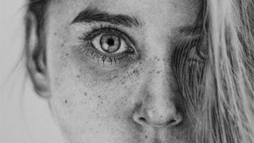 photorealistic01 2 364x205 - Monica Lee Creates Stunning Photo-Realistic Drawings with Just a Pencil