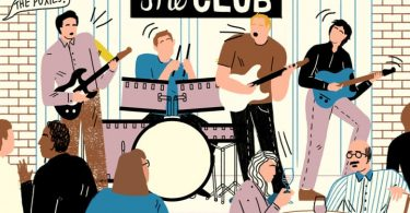 4 the pixies 1 375x195 - The First Gigs Of 7 Notorious Bands, Illustrated